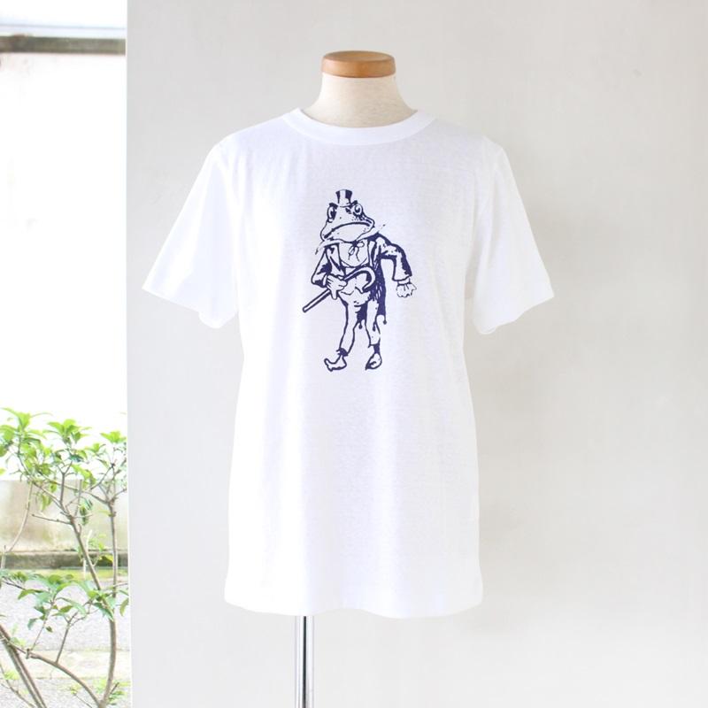 R&D.M.Co- オールドマンズテーラー オズプリントTシャツ(メンズ)
