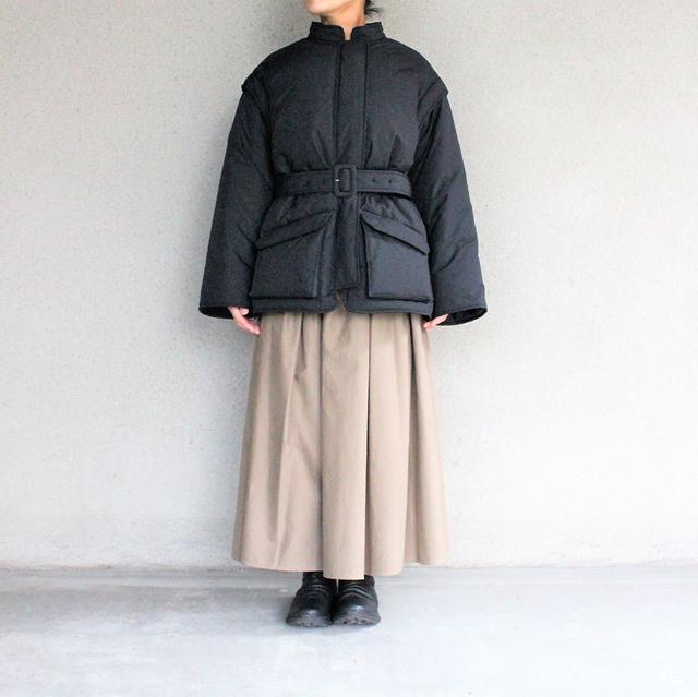 20AW AKANE UTSUNOMIYA アカネウツノミヤ オーバーサイズ中綿コート