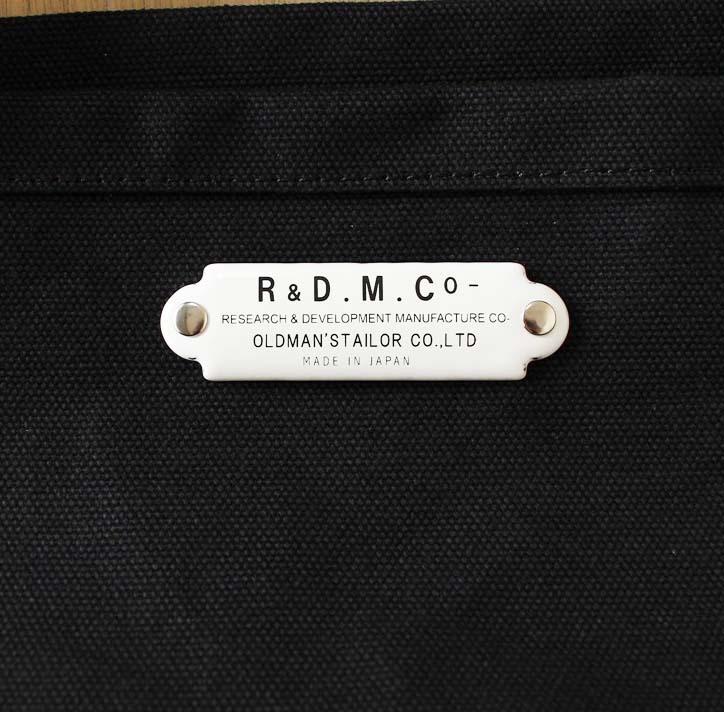R&D.M.Co- オールドマンズテーラー トートバッグ (TALL)(定番商品)