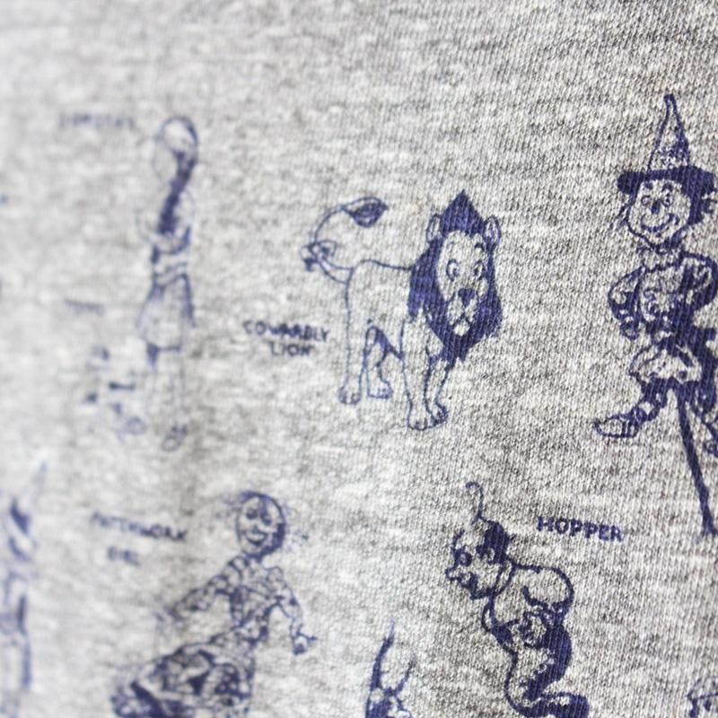 R&D.M.Co- オールドマンズテーラー ALL STAR Tシャツ(メンズ)