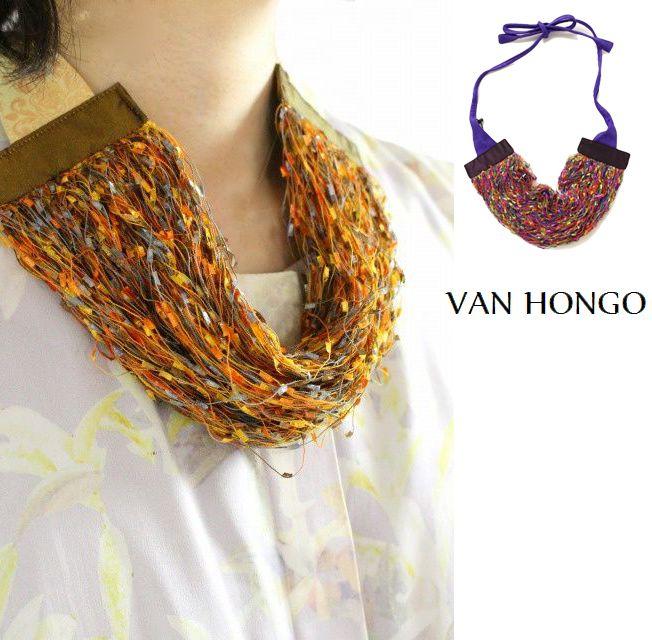 VAN HONGO ヴァンホンゴー:ネックレス