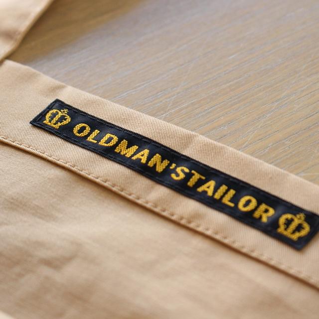 再入荷 R&D.M.Co- オールドマンズテーラー OMTプリントトートバッグ(コットン無地)