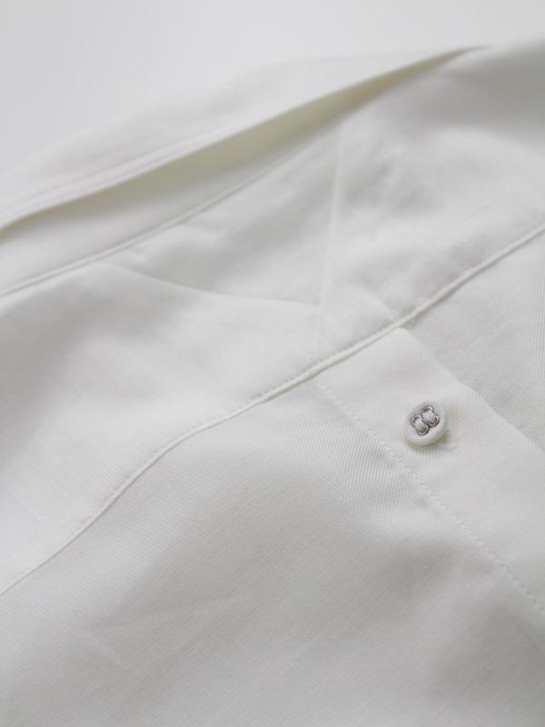 30%OFF SALE! セール White Mountaineering ホワイトマウンテニアリング ロールスリーブシャツ WL1871103