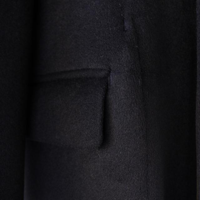 PONTI :ポンティ FINE WOOL REVERSIBLE COAT