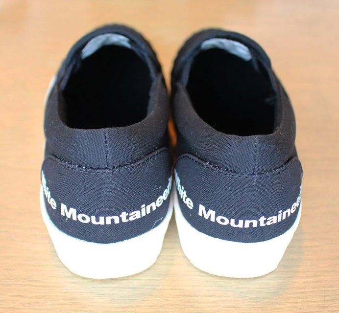 White Mountaineering ホワイトマウンテニアリング MESH SLIP-ON WM2071813