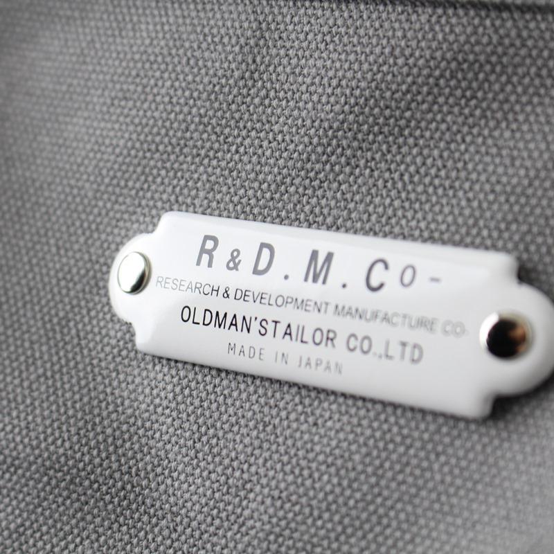 R&D.M.Co- オールドマンズテーラー トートバッグ(LL)(定番商品)
