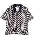 White Mountaineering ホワイトマウンテニアリング  MULTI STRIPE POLO SHIRT WL1871503
