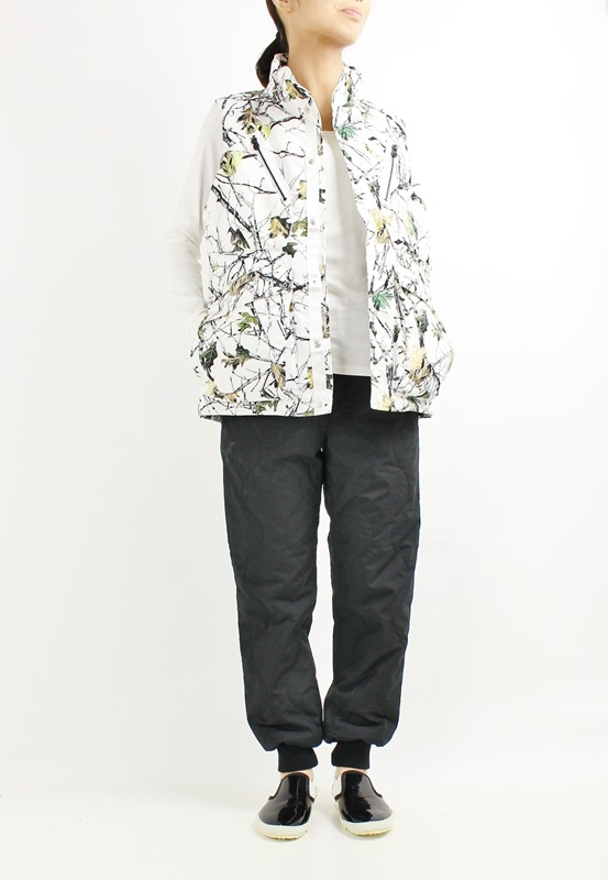 30%OFF SALE! セール White Mountaineering ホワイトマウンテニアリング PRIMALOFT QUILTED PANTS( WL1773403)