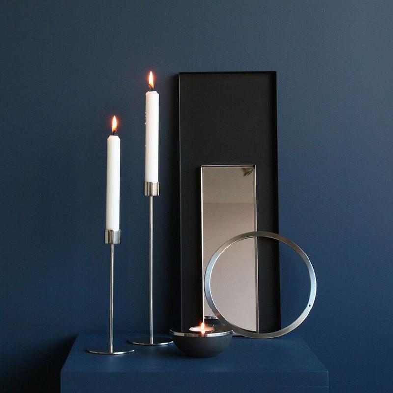 Cooee Design ステンレス リース 20cm 北欧 スウェーデン