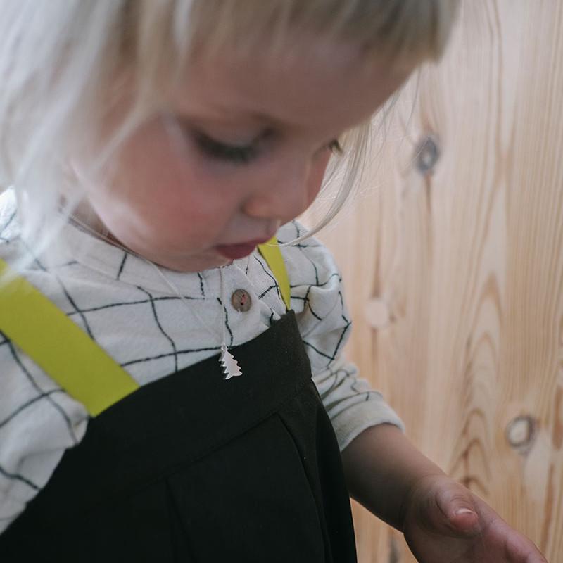 Fine Little Day モミの木 シルバー ペンダントトップ ファインリトルデイ 北欧 スウェーデン