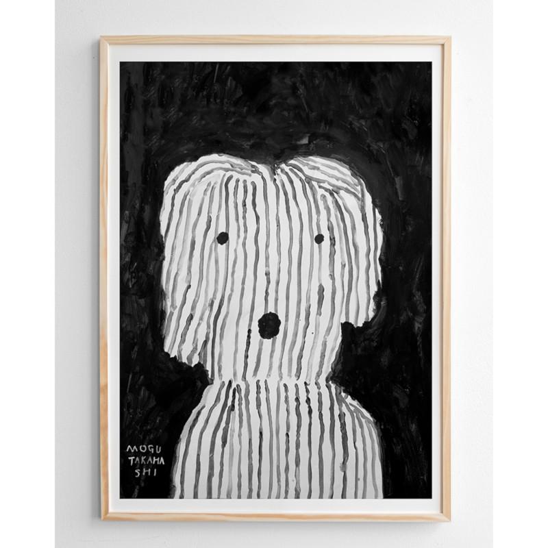 Fine Little Day JAXX ポスター 50x70cm ファインリトルデイ by Mogu Takahashi 北欧 スウェーデン