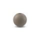 Cooee Design ボールフラワーベース 10cm マッドブラウン 花びん 北欧 スウェーデン