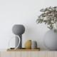 Cooee Design ピラー フラワーベース 32cm グレー 花瓶 北欧 スウェーデン
