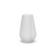 Cooee Design クローバー フラワーベース 18cm ホワイト 花瓶 北欧 スウェーデン