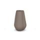 Cooee Design クローバー フラワーベース 18cm マッドブラウン 花瓶 北欧 スウェーデン