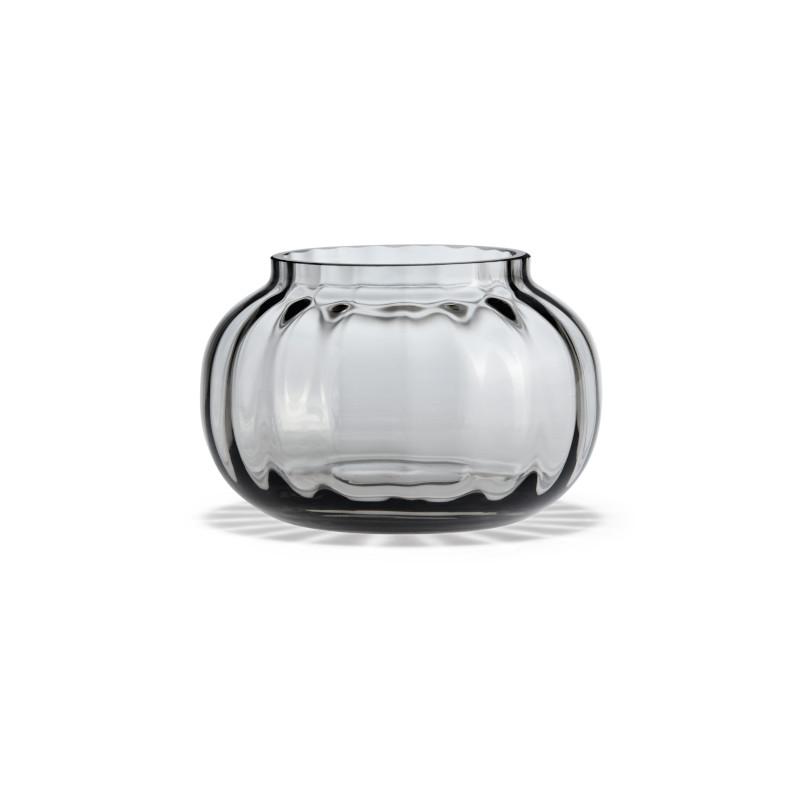 HOLMEGAARD ティーライト キャンドルホルダー スモーク PRIMULA ガラス プリムラ ホルムガード 北欧 デンマーク