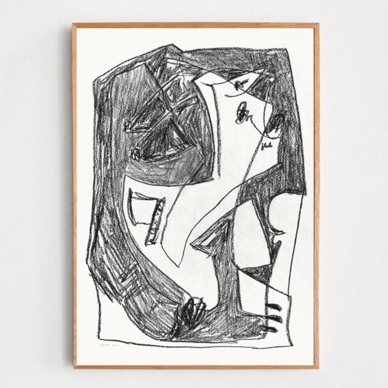 ATELIER CPH REALISM [no.49] 50x70cm アートポスター 北欧 デンマーク