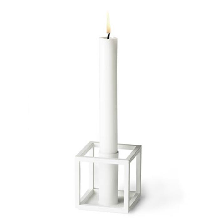 Kubus にぴったり!キャンドル ホワイト 16本セット by Lassen 北欧 デンマーク