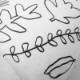 Fine Little Day BOTANIC ボタニック クッションカバー 麻100% ファインリトルデイ by Mogu Takahashi 北欧 スウェーデン【ネコポスOK】