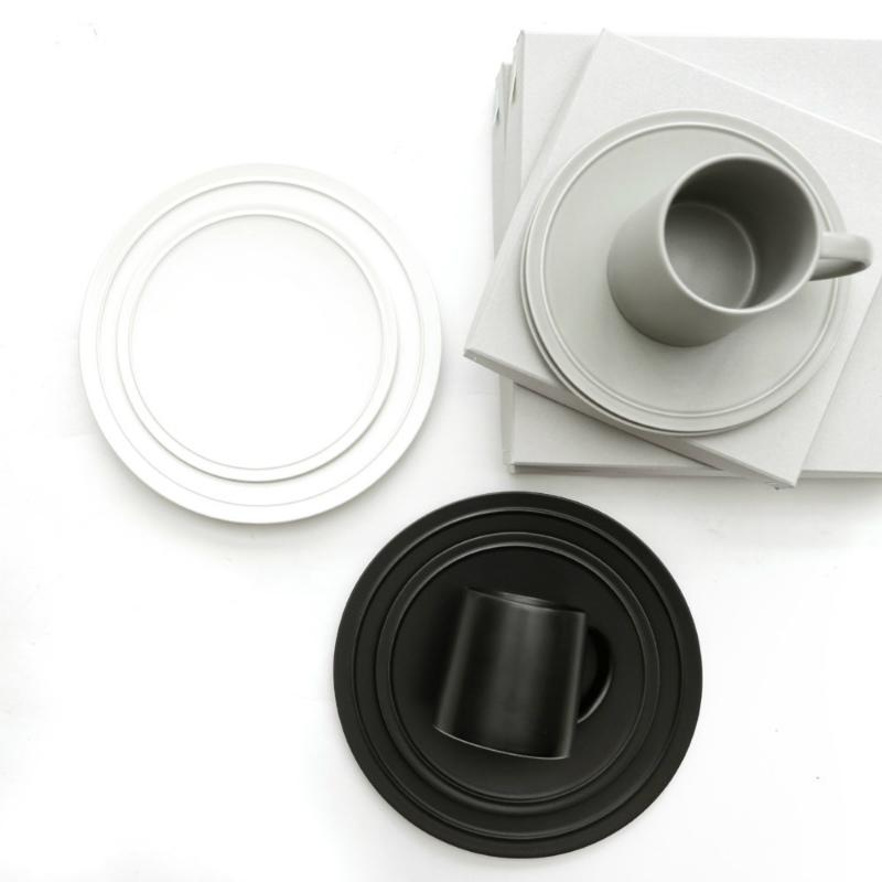 GENERAL SUPPLY マグカップ ブラック 日本製(美濃焼)