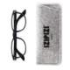 IZIPIZI パリのおしゃれな老眼鏡 リーディンググラス #B 長方形 ブラック フランス
