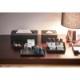 モノトーン 質感いいです!ホテル仕様 スチール ティッシュケース ブラック YAMAZAKI 日本