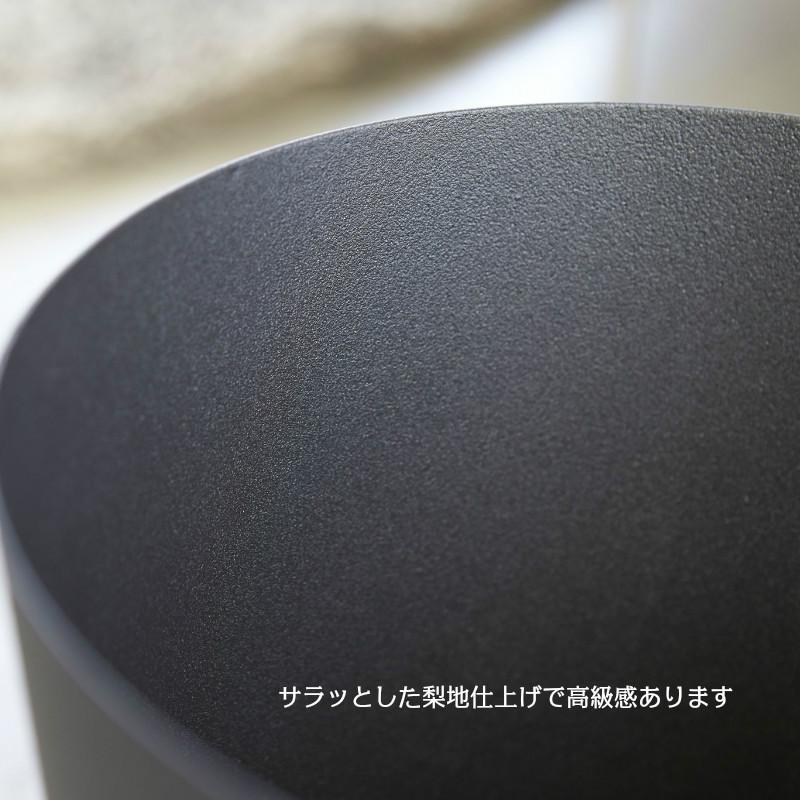 モノトーン 質感いいです!ホテル仕様 スチール ハーフティッシュケース ブラック YAMAZAKI 日本