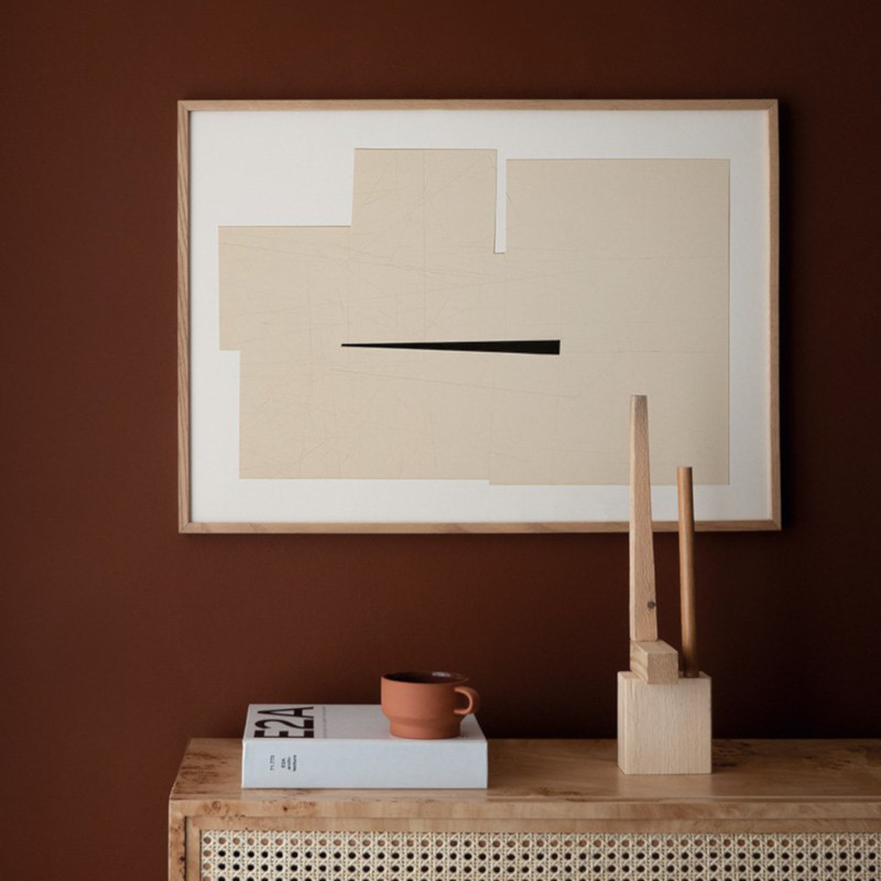 ATELIER CPH DECONSTRUCTED [no.32] 50x70cm アートプリントポスター 北欧 デンマーク