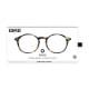 IZIPIZI パリのおしゃれな老眼鏡 リーディンググラス #D 円形 ベッコウ フランス
