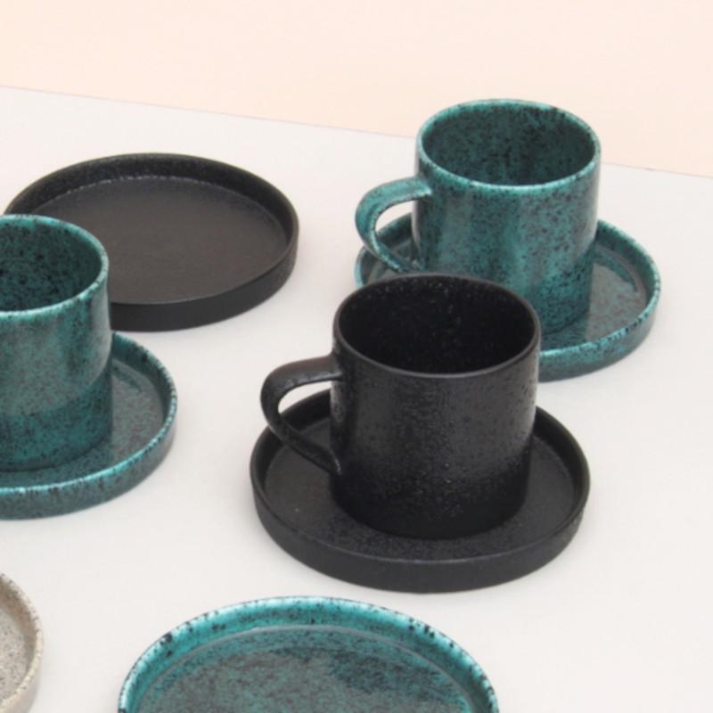 Studio Oyama コーヒーカップ Grön Mossa 苔玉 北欧 スウェーデン