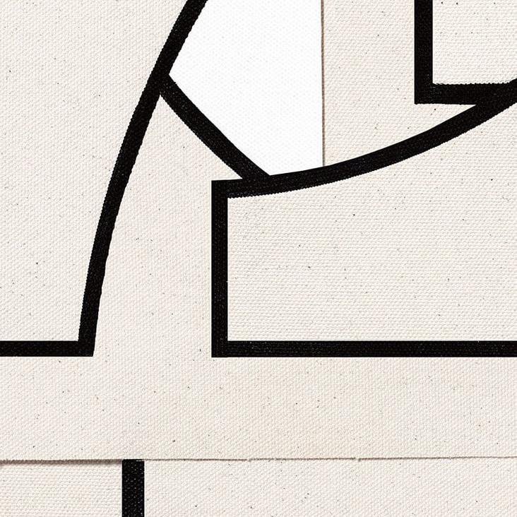 ATELIER CPH OBJECT BLANC [no.27] 50x70cm アートプリントポスター 北欧 デンマーク