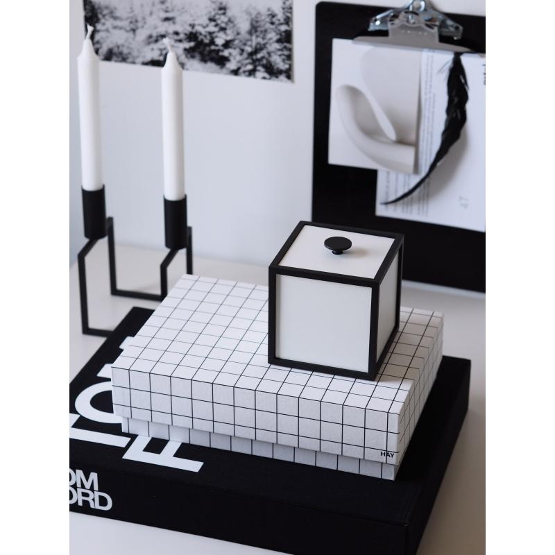 Frame 10cm 小物入れ ホワイト by Lassen 北欧 デンマーク