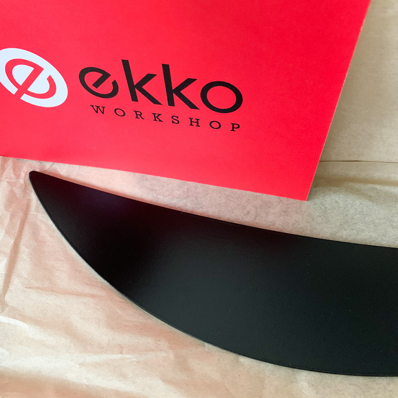 Ekko Workshop 三日月形 ハンギング モビール 黒 ブラック アメリカ ポートランド