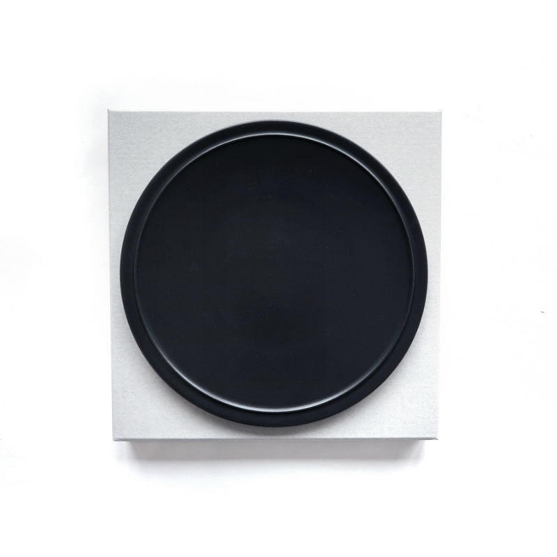 GENERAL SUPPLY プレート M ブラック 日本製(美濃焼)