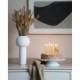Cooee Design ピラー フラワーベース 32cm ホワイト 花瓶 北欧 スウェーデン
