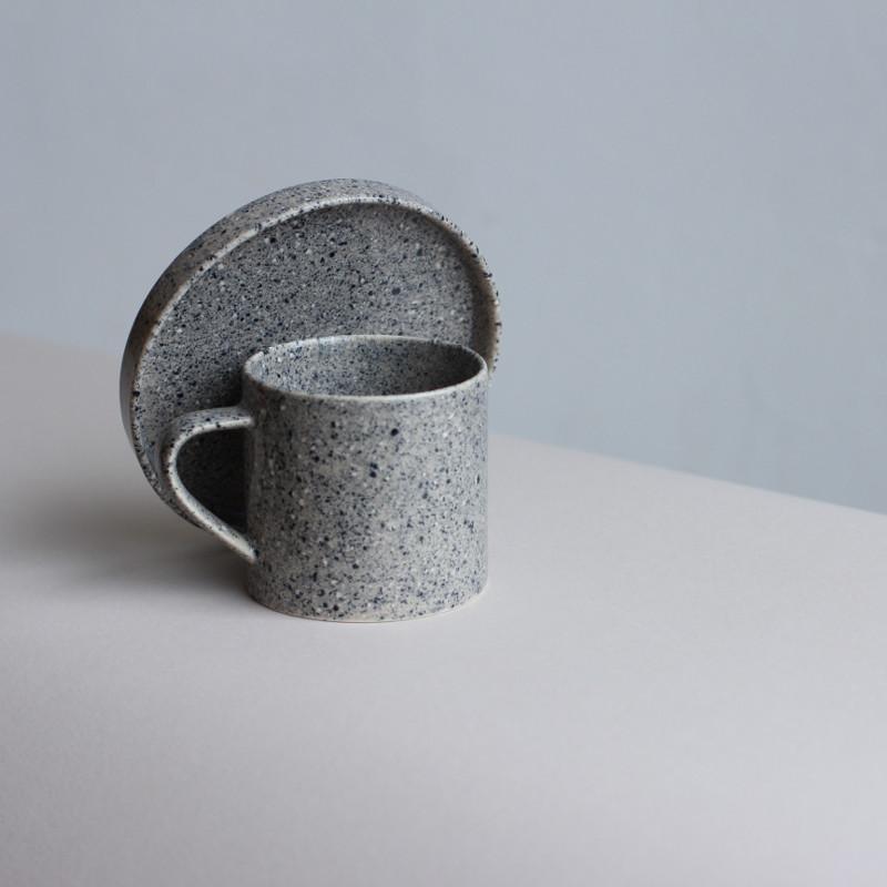 Studio Oyama サイドプレート Brun Farin 三温糖 北欧 スウェーデン