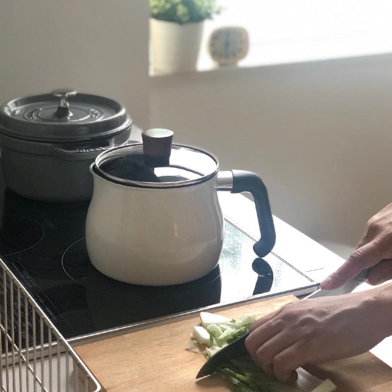 IH対応マルチポット Mサイズ ToMay dolce トゥーメイドルチェ 約2.2L / にくらす with HOME