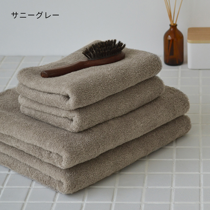 【3枚セット】泉州 0タオル フェイスタオル / にくらす with HOME