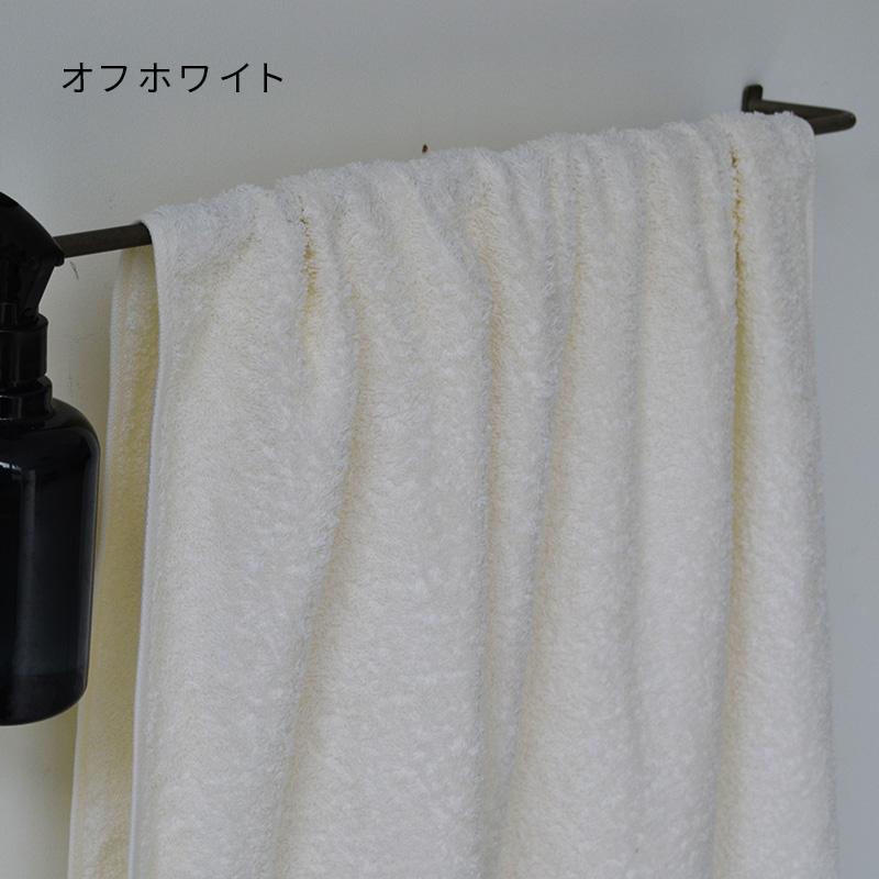 【6枚セット】泉州タオル 番久さんのバスタオル / にくらす with HOME