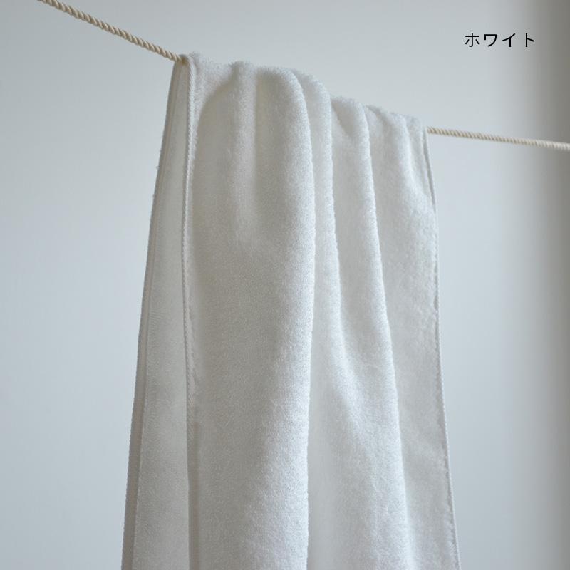 【3枚セット】今治タオル 甘撚りパイル バスタオル / にくらす with HOME