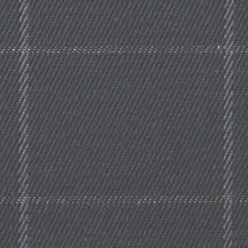 ニーチェアエックス オットマン シキリ 交換用シート / ダークグレー障子