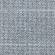 ニーチェアエックス オットマン シキリ 交換用シート / ブルーグレー簾