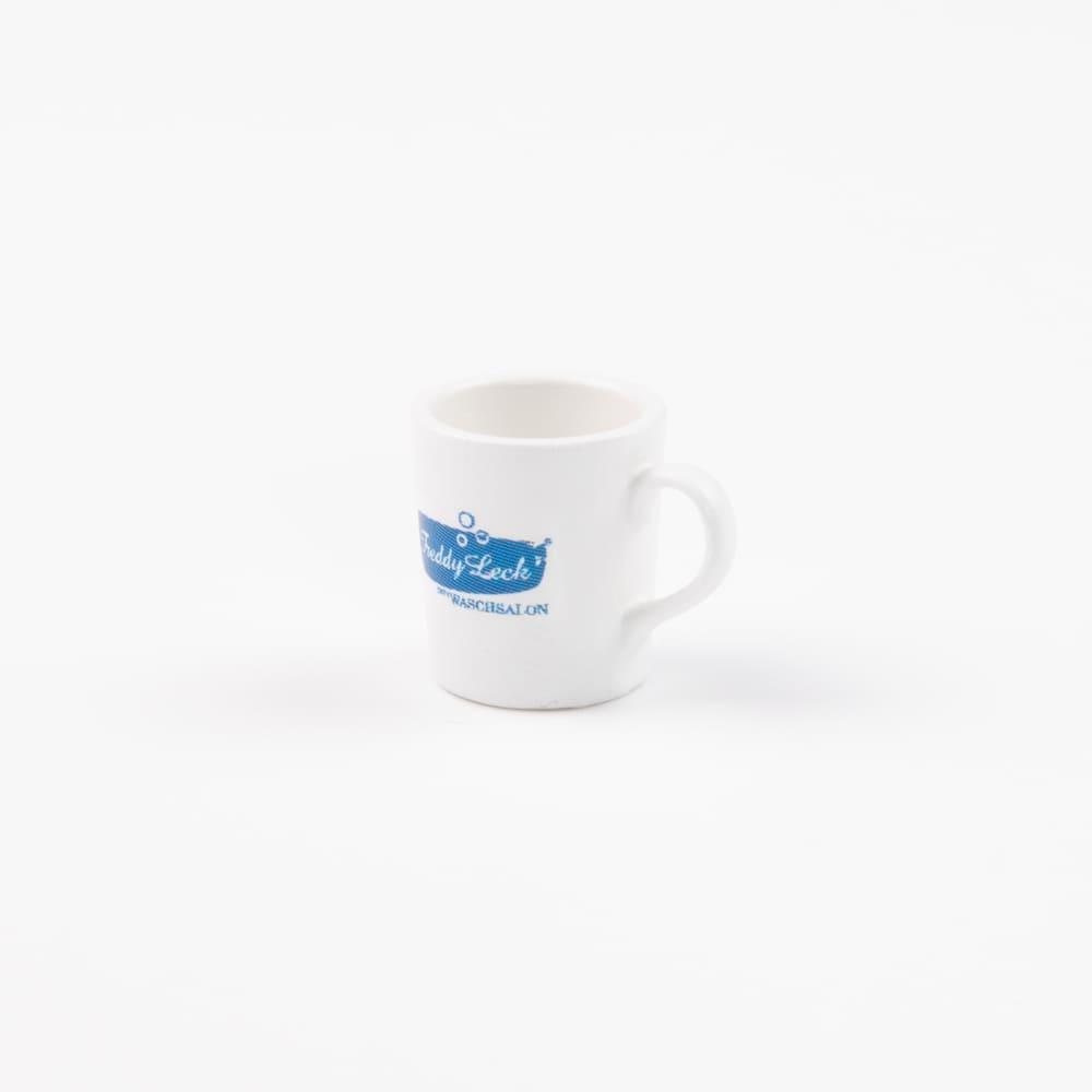 【10月1日発売】ミニチュア ランドリーグッズ カプセルタイプ / フレディ レック・ウォッシュサロン
