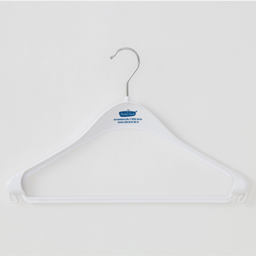 プラスチックハンガー ホワイト / フレディ レック・ウォッシュサロン