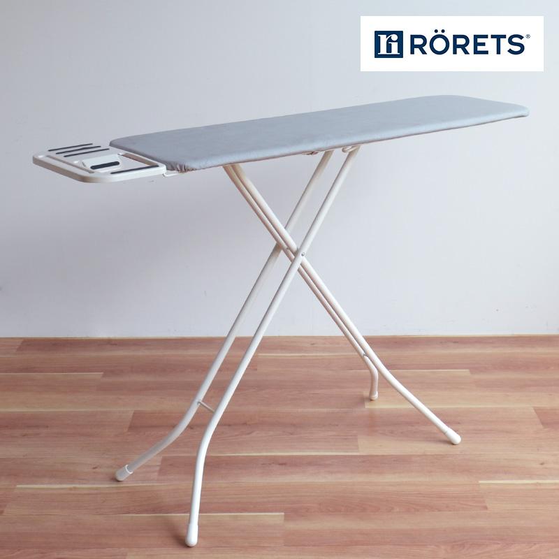 【当店限定】ロレッツ RORETS スタンド式 アイロン台 ファシル 角形  / にくらす with HOME
