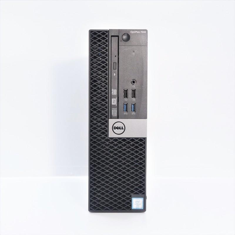 【美品】Dell OptiPlex 7040 SFF Windows10 Pro(64bit) Core i5 6500 (3.2GHz/QuadCore/6MB) メモリ 4GB 500GB HDD×2