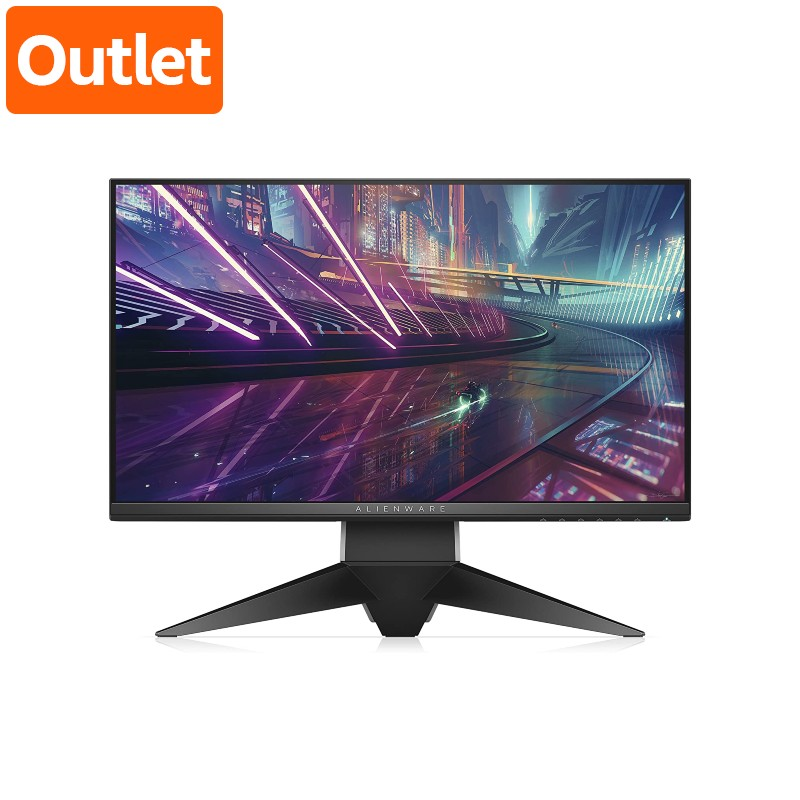 【Outlet】Dell Alienware AW2518HF ゲーミングモニター 25インチWide