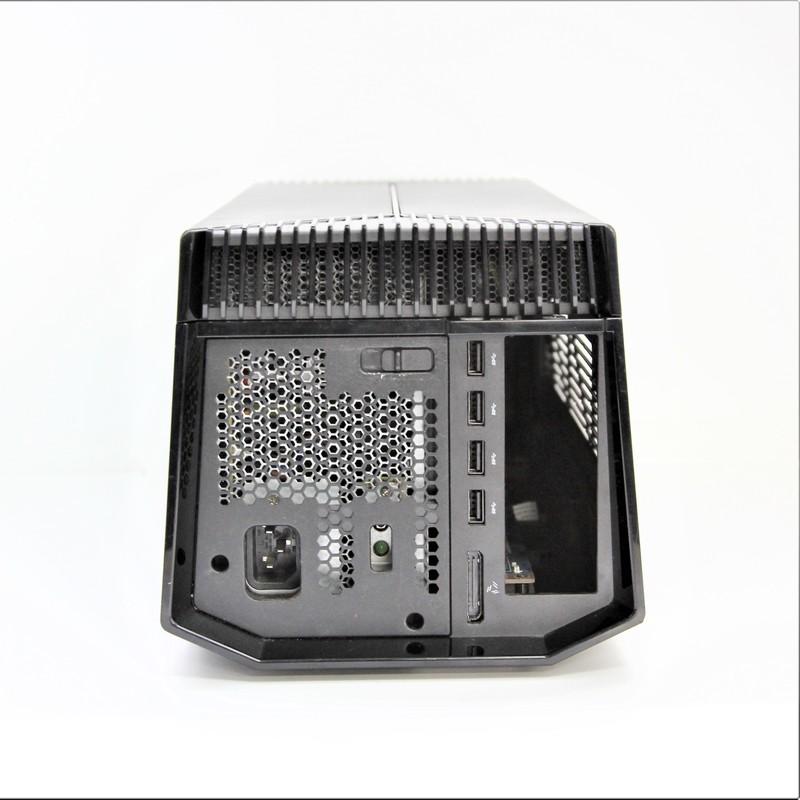 【Outlet】Dell Alienware Graphics Amplifier 外付グラフィックボードのケースのみ、ACケーブルと専用ケーブル付き