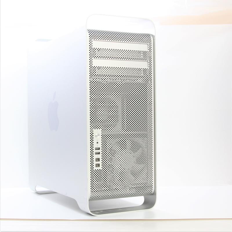 【並品】 MacPro4,1(Early 2009) OS X El Captain 10.11.6  Xeon 3@ W3520 (2.7GHz/QuadCore/8MB) メモリ 4GB(1GB×4) 2000GB