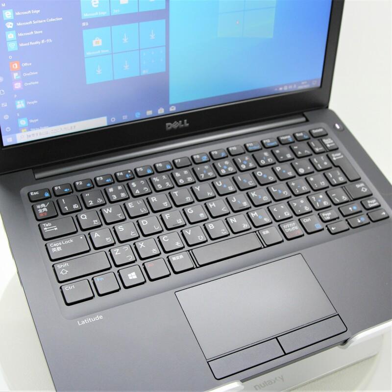 【並品】Dell Latitude 7280 Windows 10 Pro(64bit) Core i5 7200U (2.5GHz/DualCore/3MB) メモリ 16GB 256GB SSD 12.5インチ